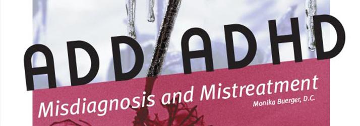 ADD/ADHD misdiagnosis in Evergreen